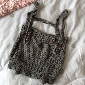 Other - Toddler knit bubble romper. 18-24 m